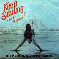 Cover Wencke Myhre - Keep Smiling [norsk]